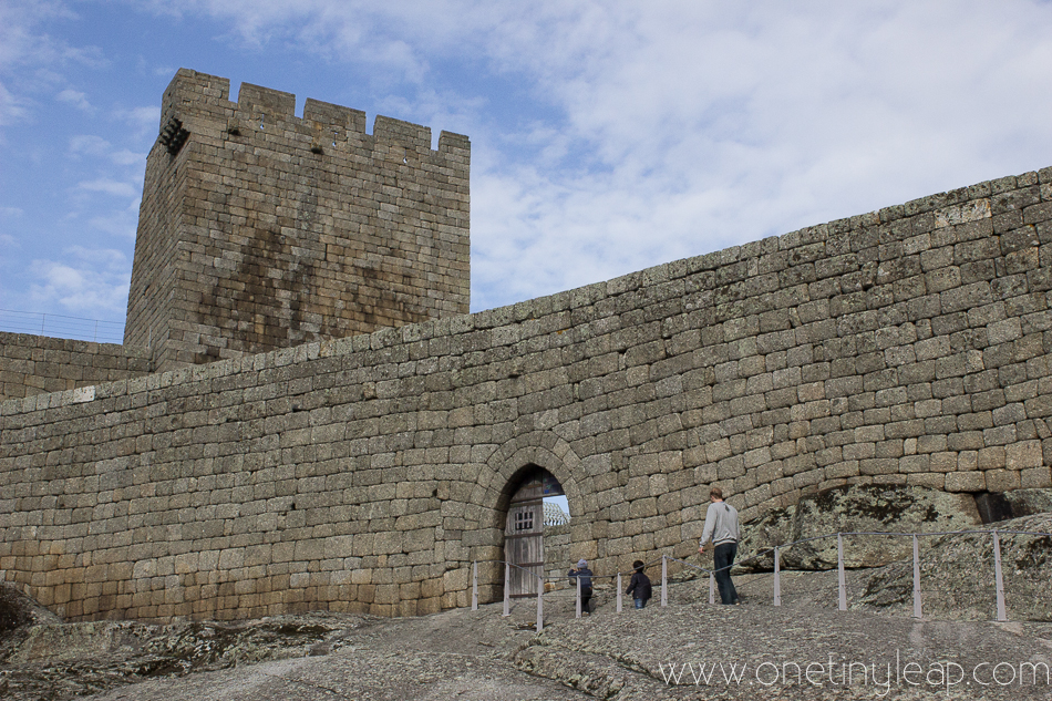 Linhares da Beira - Historical Village in Portugal | Family Travel Blog