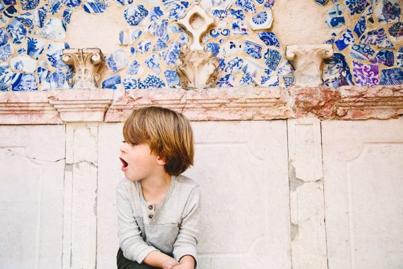 One Tiny Leap • Lisbon's Forgotten Gardens • Ajuda