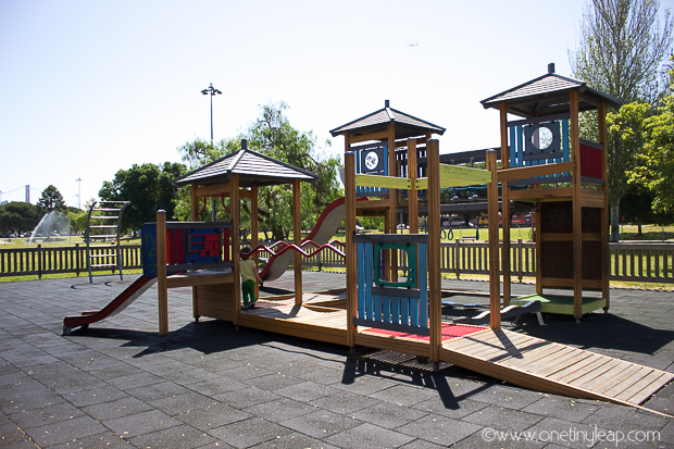Lisbon Playgrounds Belem