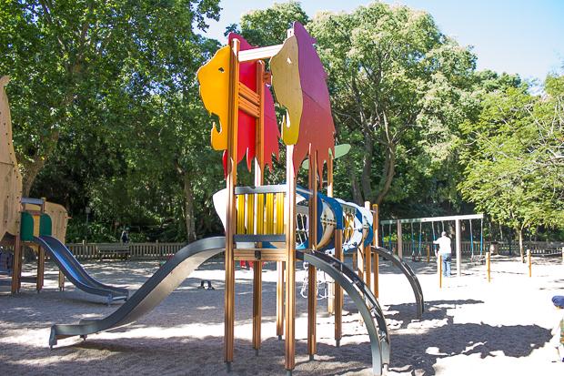 Jardim da Estrela Lisbon Playground