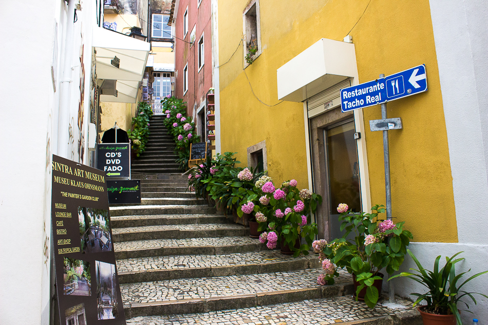 visiting sintra with kids