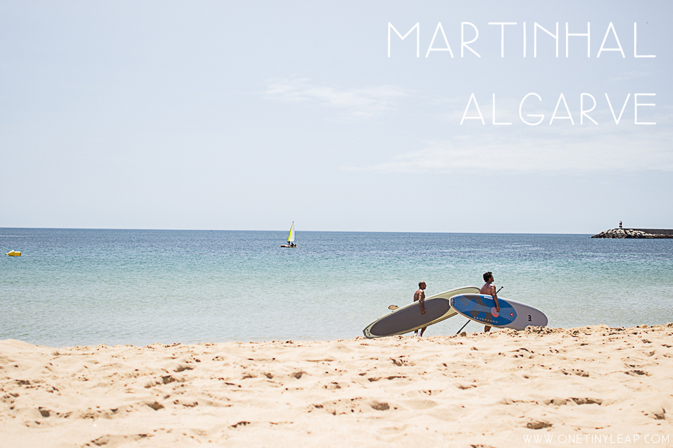 martinhal beach, algarve via @onetinyleap