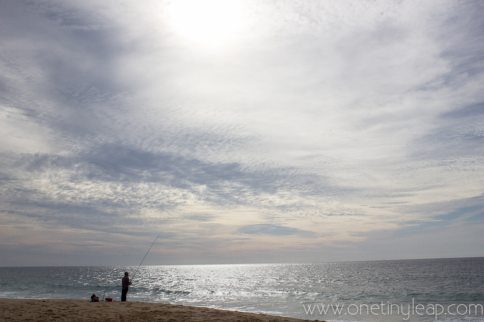 Praia do Meco | Meco Beach via @onetinyleap
