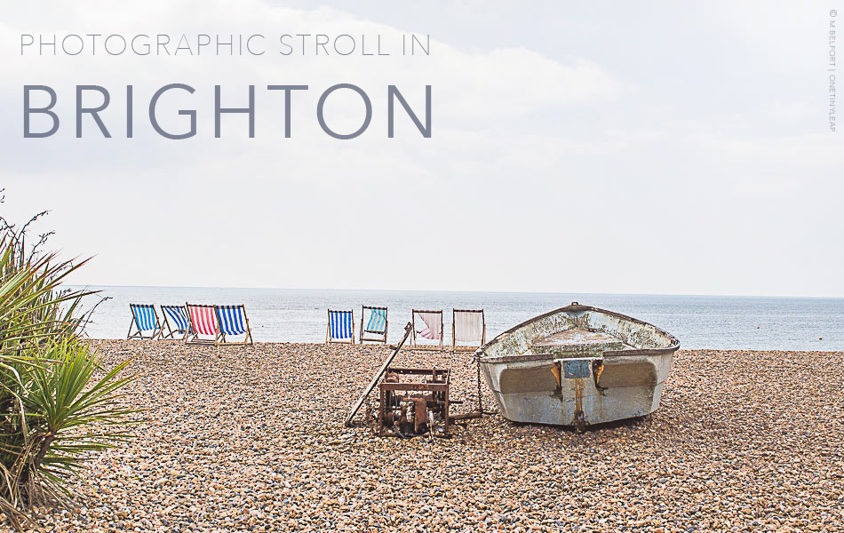 Brighton via One Tiny Leap