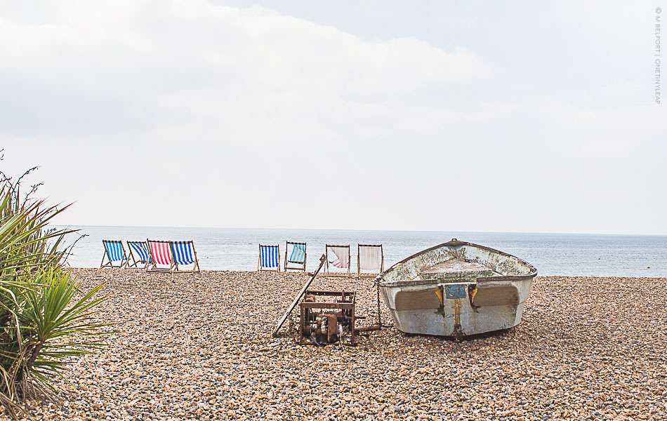 Brighton Seafront by One Tiny Leap