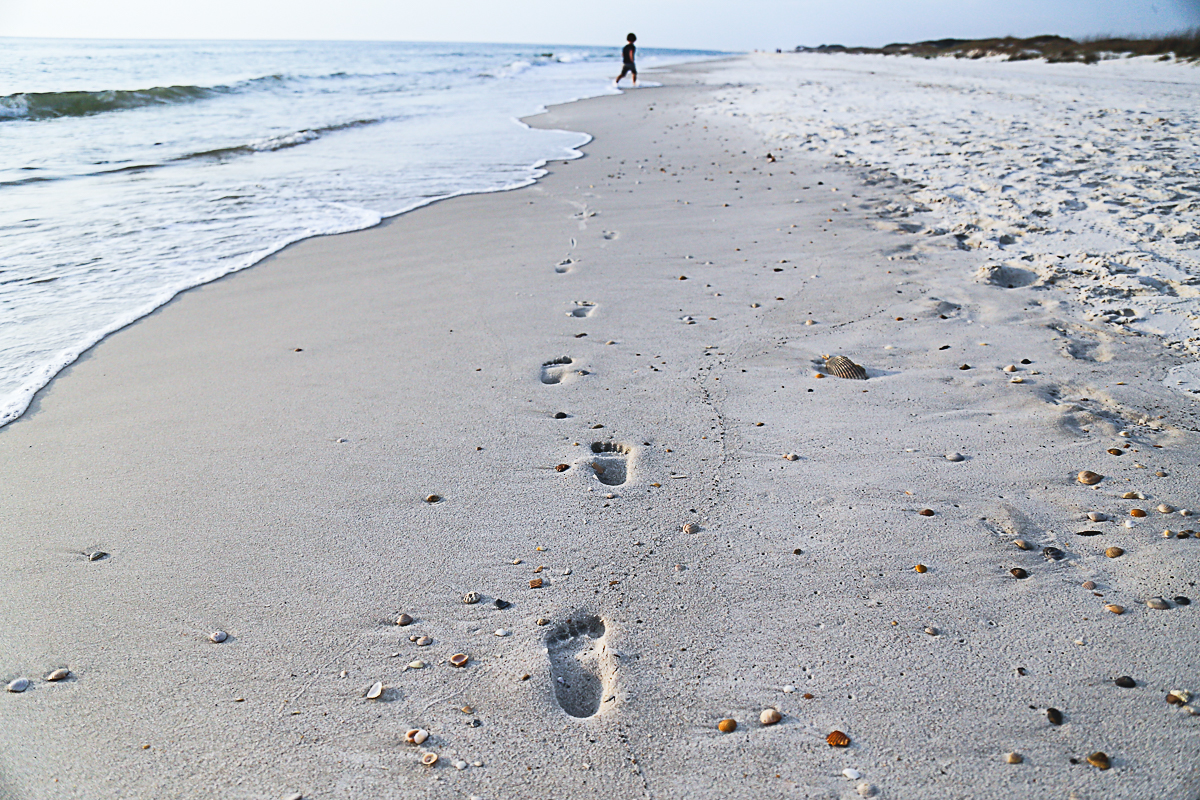St Josephs Peninsula: Florida's most beautiful beach via onetinyleap