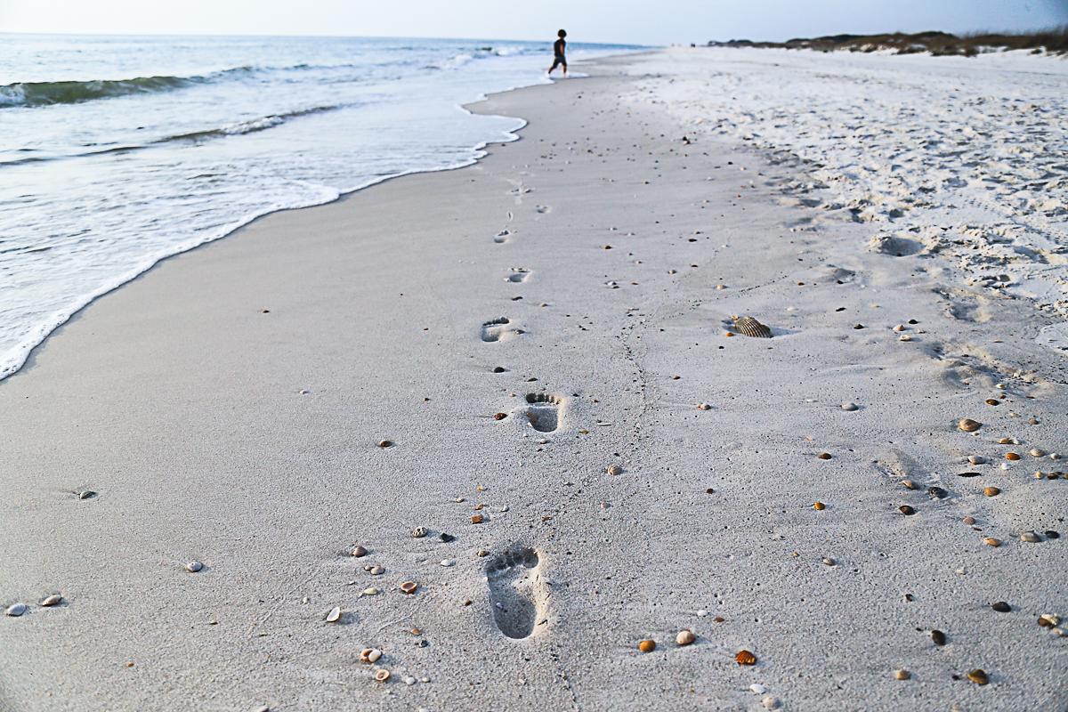 St Josephs Peninsula: Florida's most beautiful beach via onetinyleap