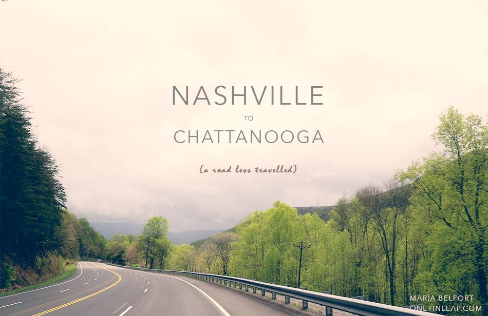 Nashville to Chattannoga