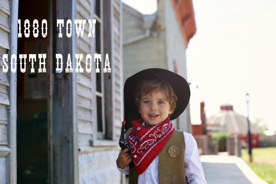 1880 TOWN SOUTH DAKOTA