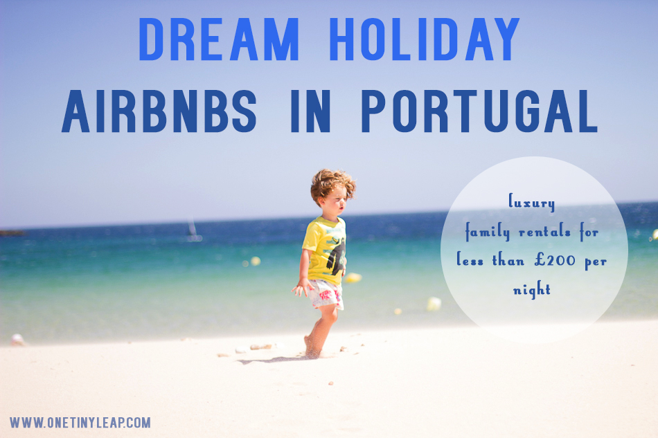 great holiday homes rentals in portugal