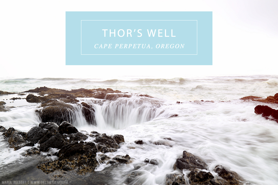 thors well oregon