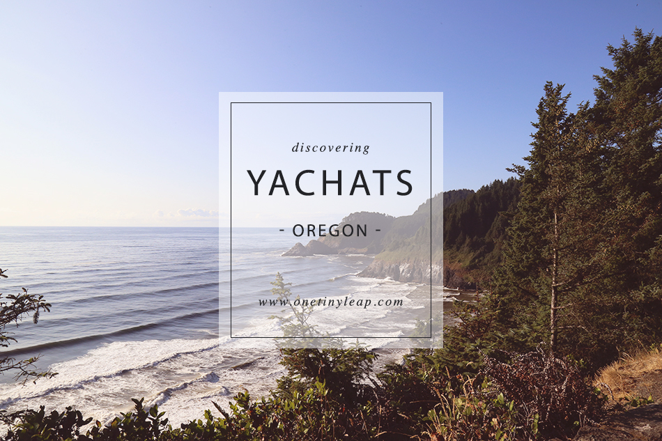 yachats, oregon with kids