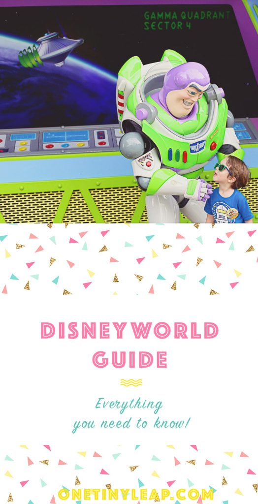 Complete Disneyworld guide