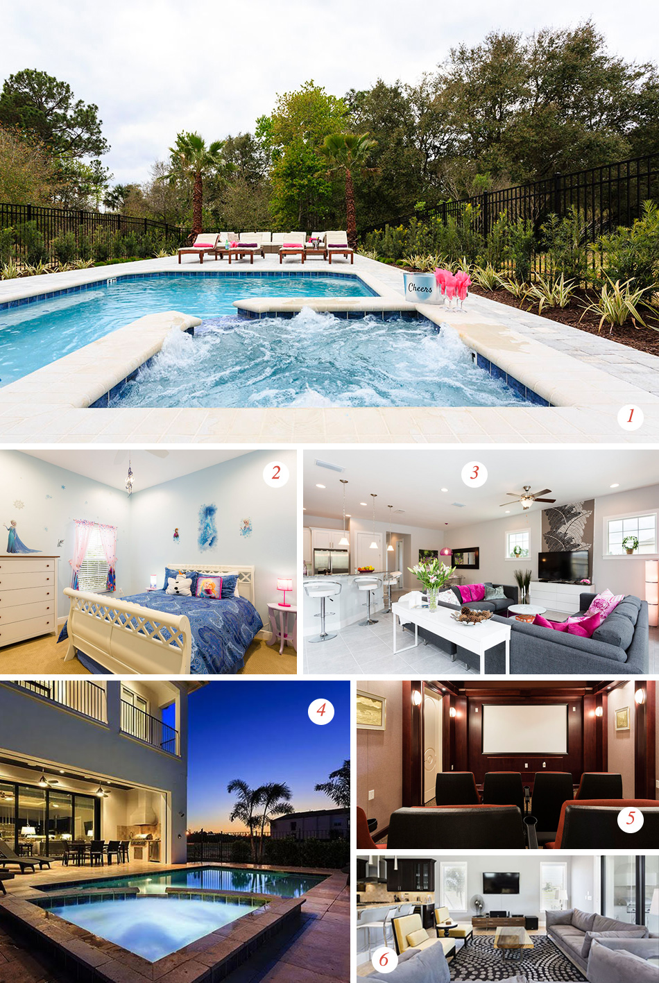 best villas for families in orlando | Complete Guide to Disneyworld with Babies and Toddlers