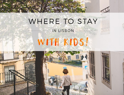 Where to stay in Lisbon with kids