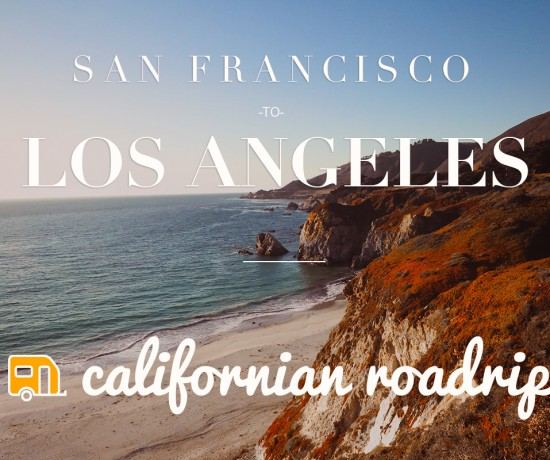 californian roadtrip