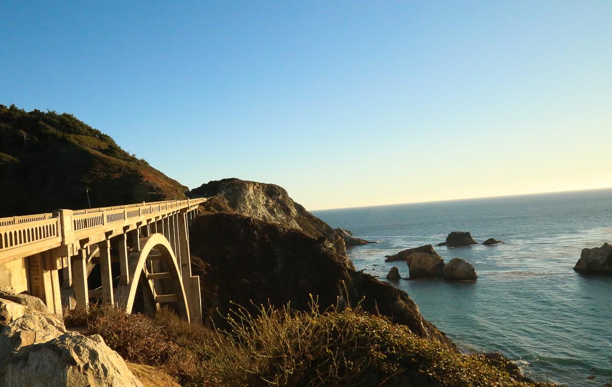 San Francisco to Los Angeles roadtrip