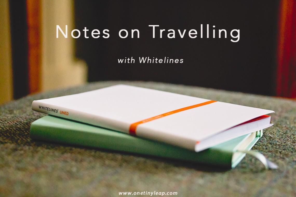 Whitelines digital note taking