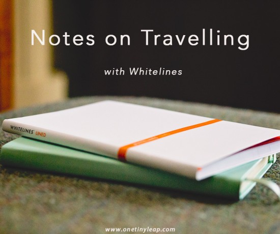Whitelines digital note taking