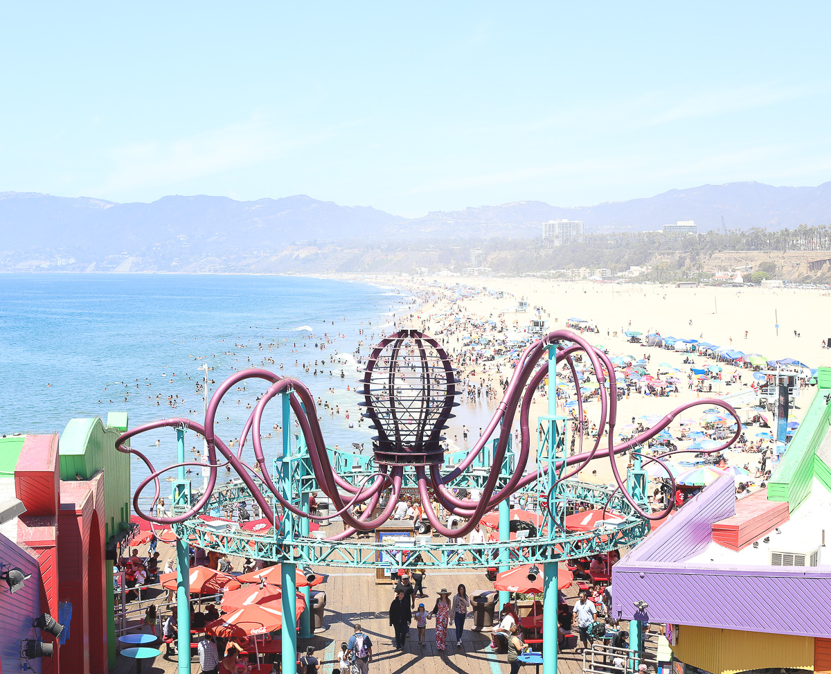 10 Things to do in Santa Monica with Kids