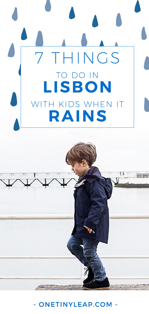 activities in lisbon with kids rain