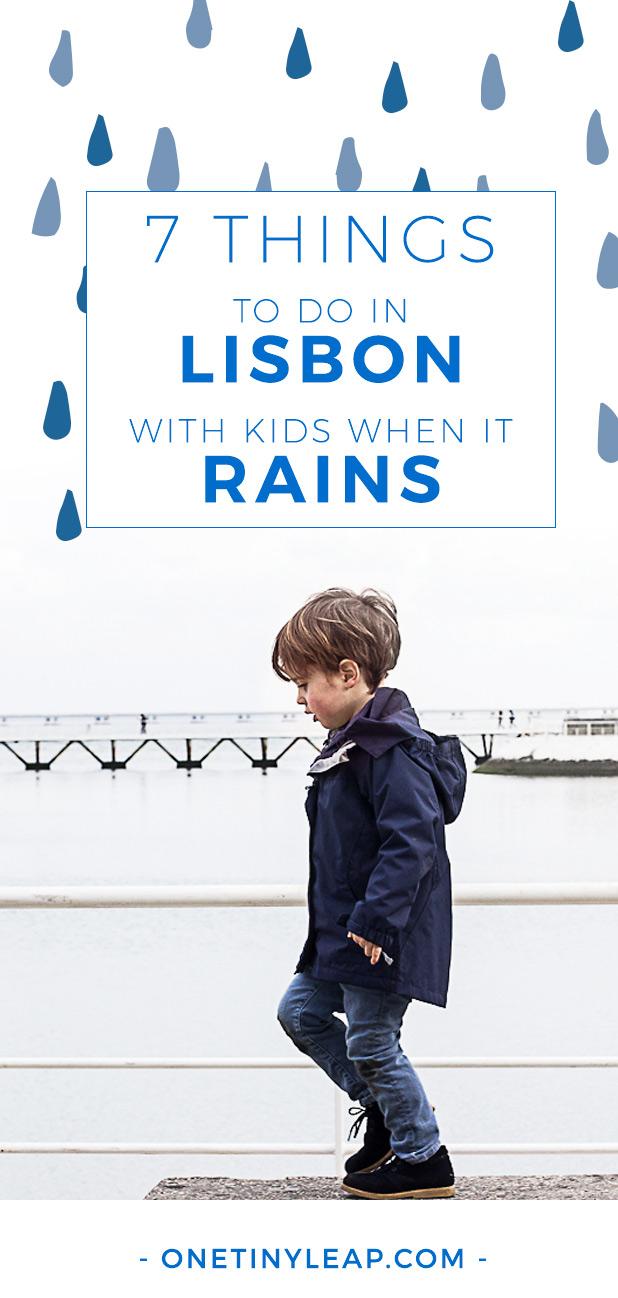 activities in lisbon with kids rain