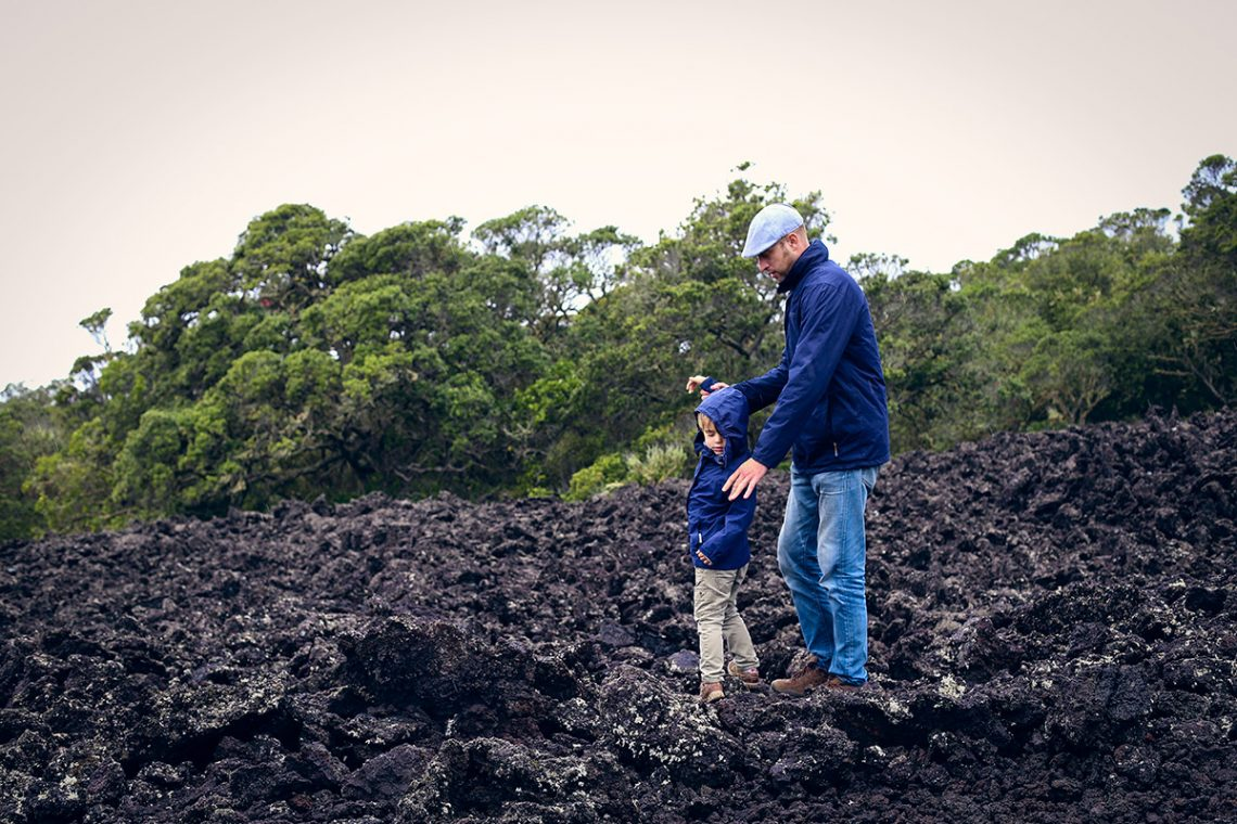 Rangitoto Island With Kids