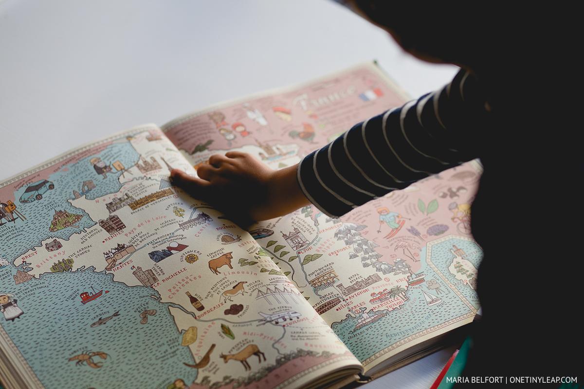 LEAP HOP Kids Travel Books