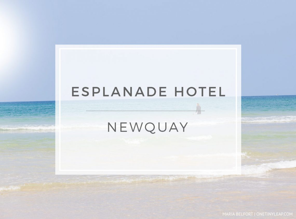 Esplanade Hotel Newquay Review