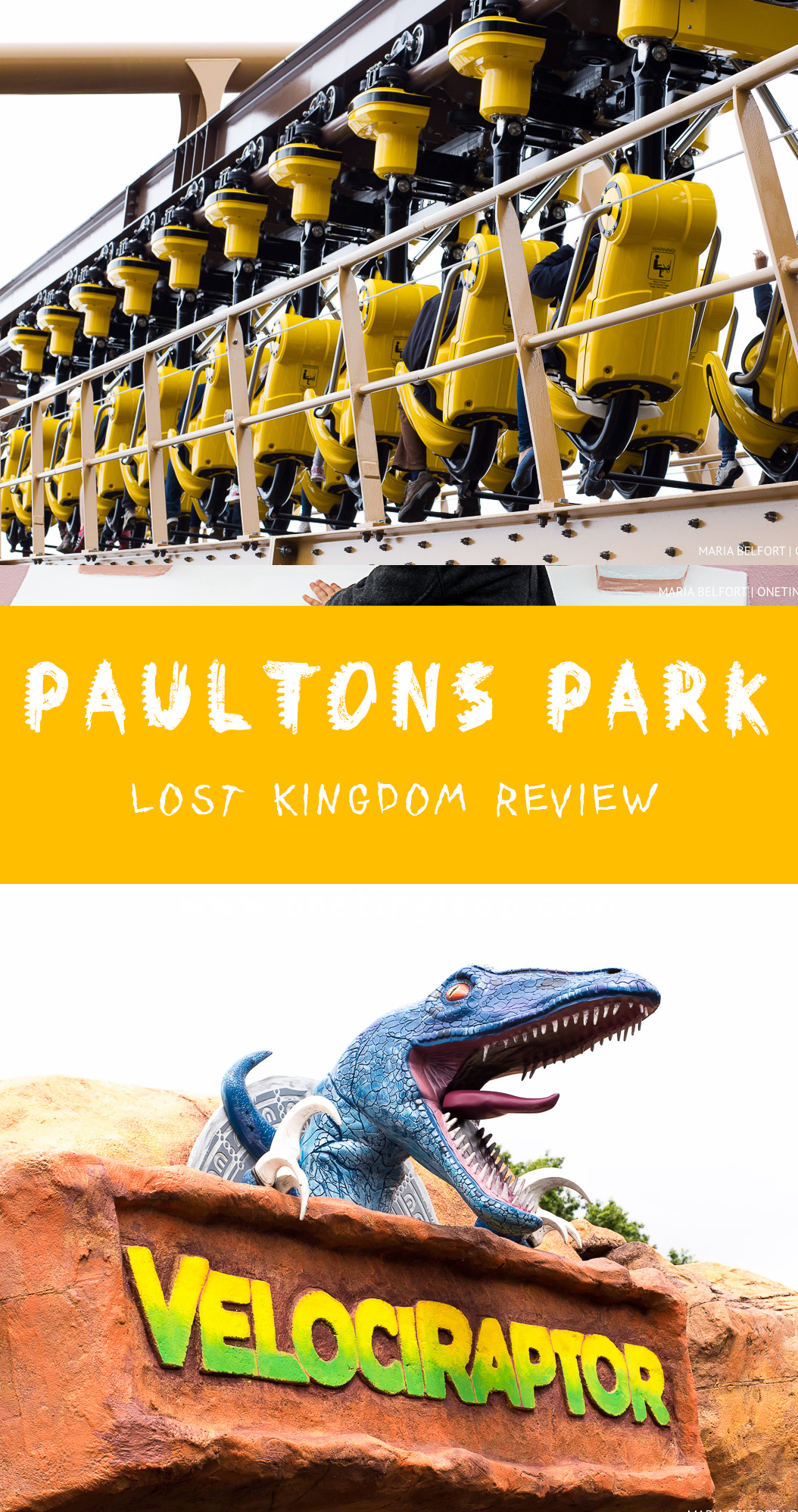 Paultons Theme Park Review