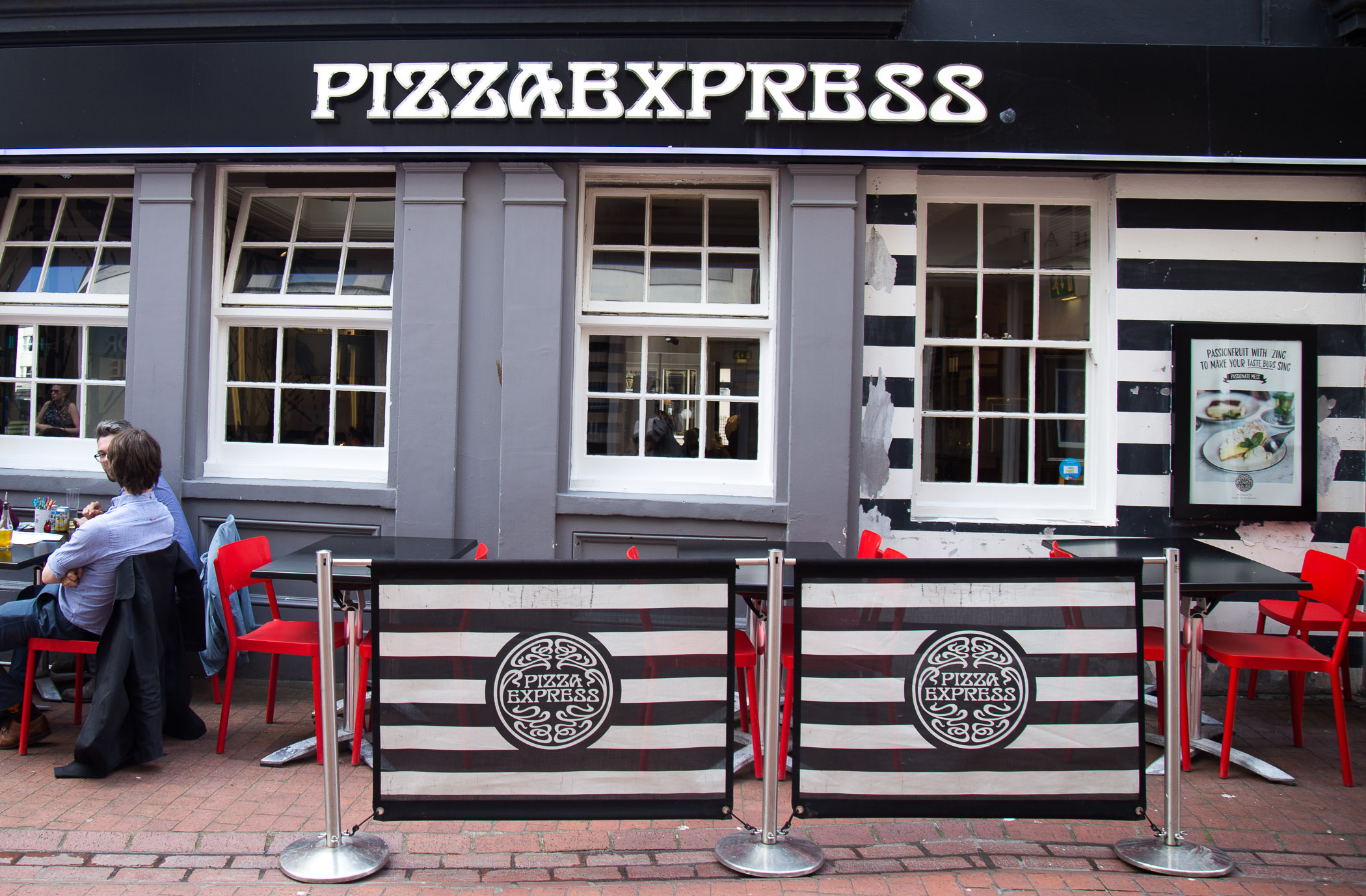 Pizza Express Brighton