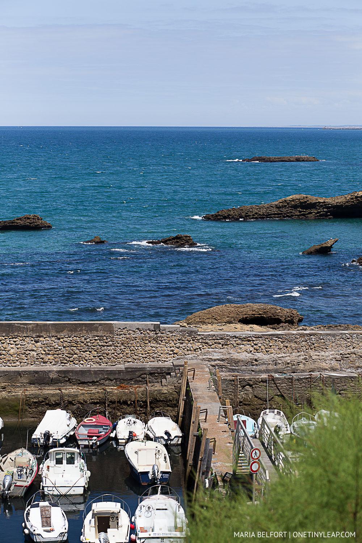 Port Vieux de Biarritz