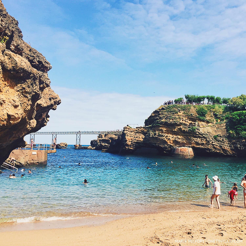 Biarritz 24 hours