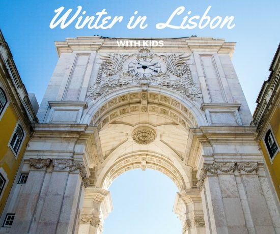 Winter holiday to Lisbon