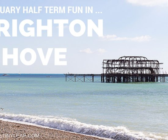 BRIGHTON & HOVE FEBRUARY HALF TERM KIDS
