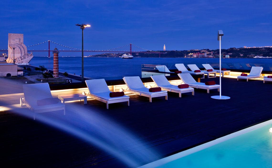 Best 5 Luxury hotels in Lisbon