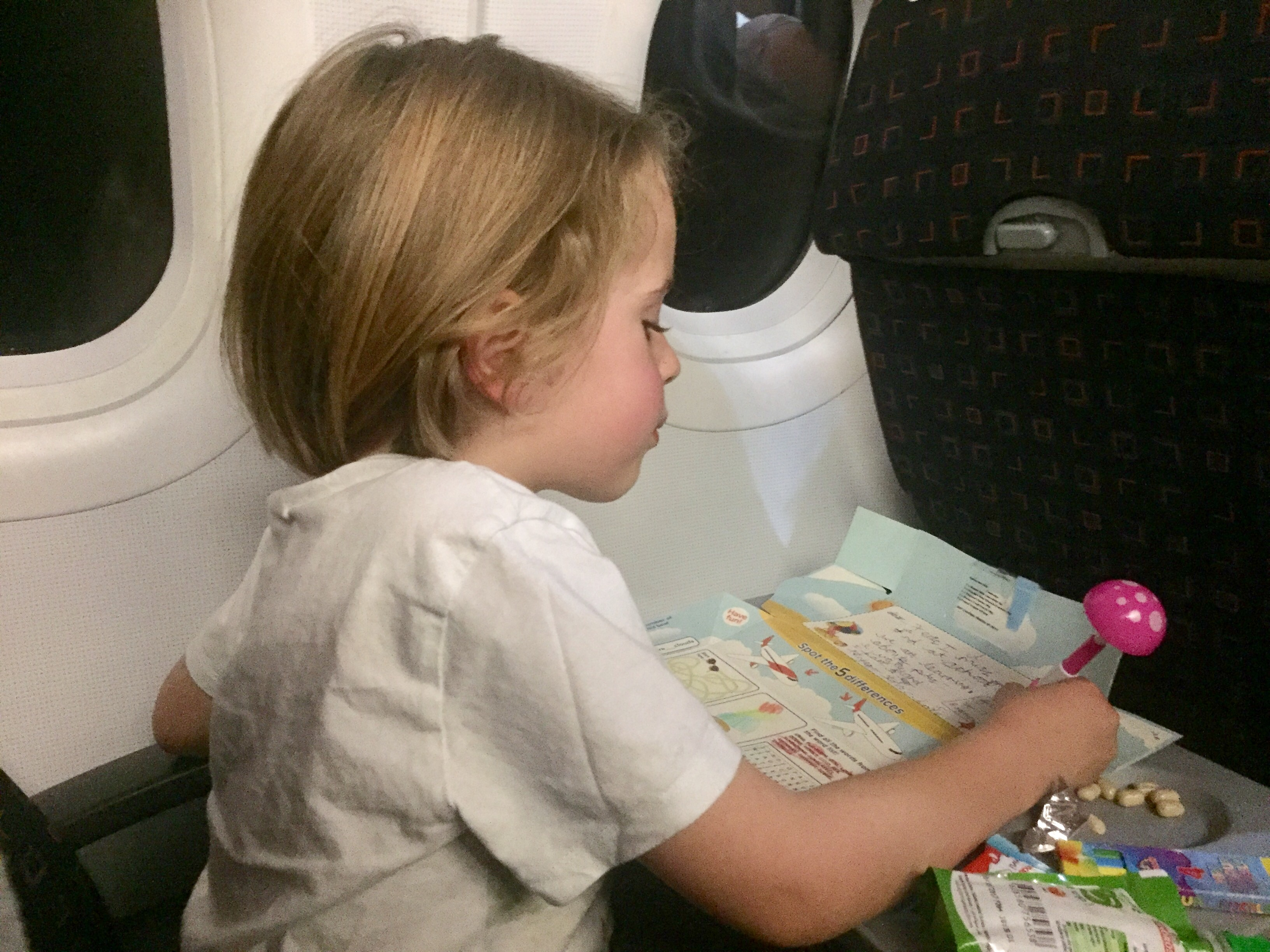 Top Tips for Flying with Babies, Toddlers & Kids