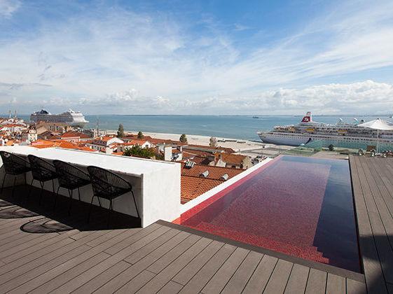 Best 5 Luxury hotels in Lisbon