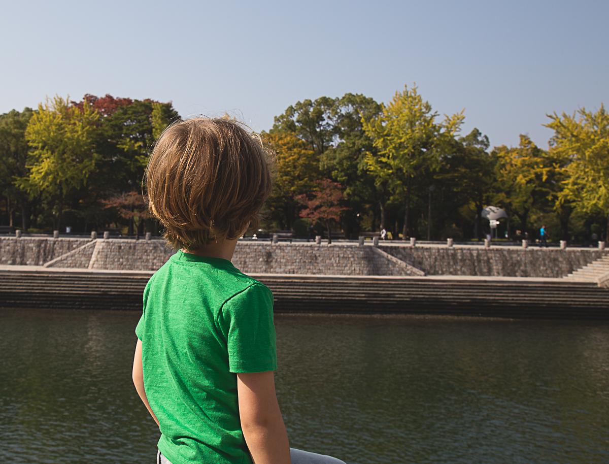 Visiting Hiroshima with Kids