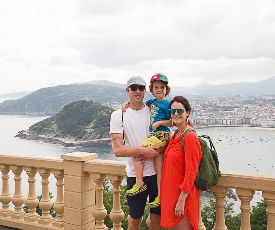San Sebastian with Kids | One Tiny Leap