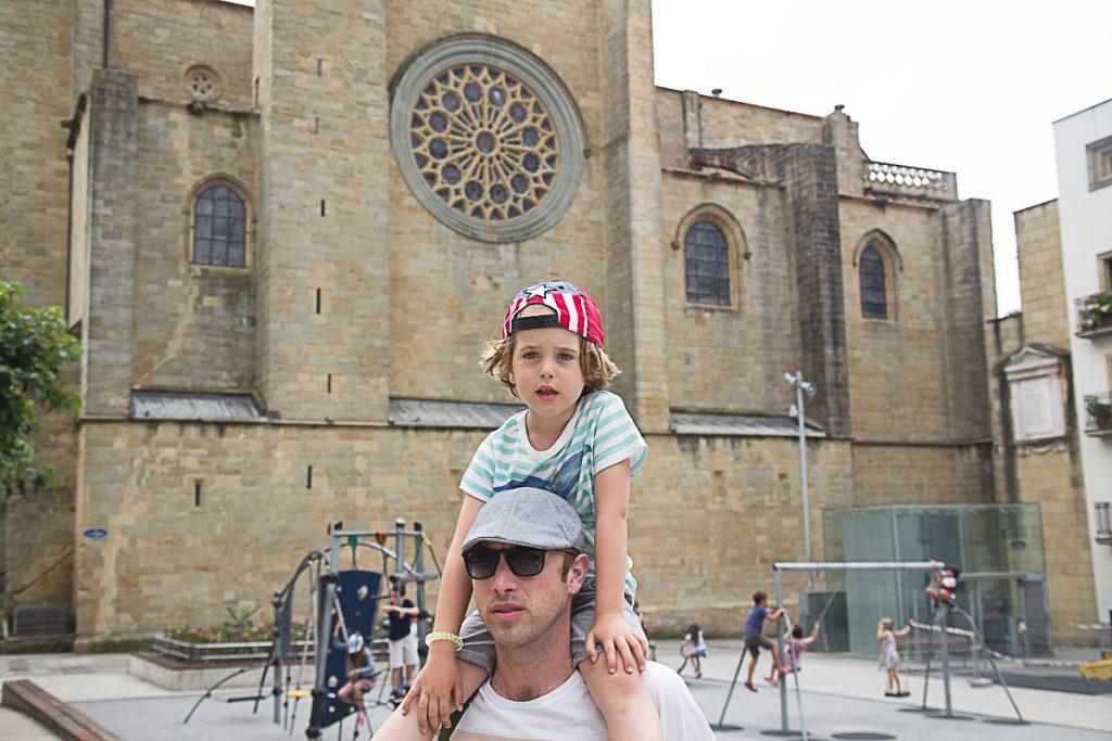 San Sebastian with Kids   One Tiny Leap