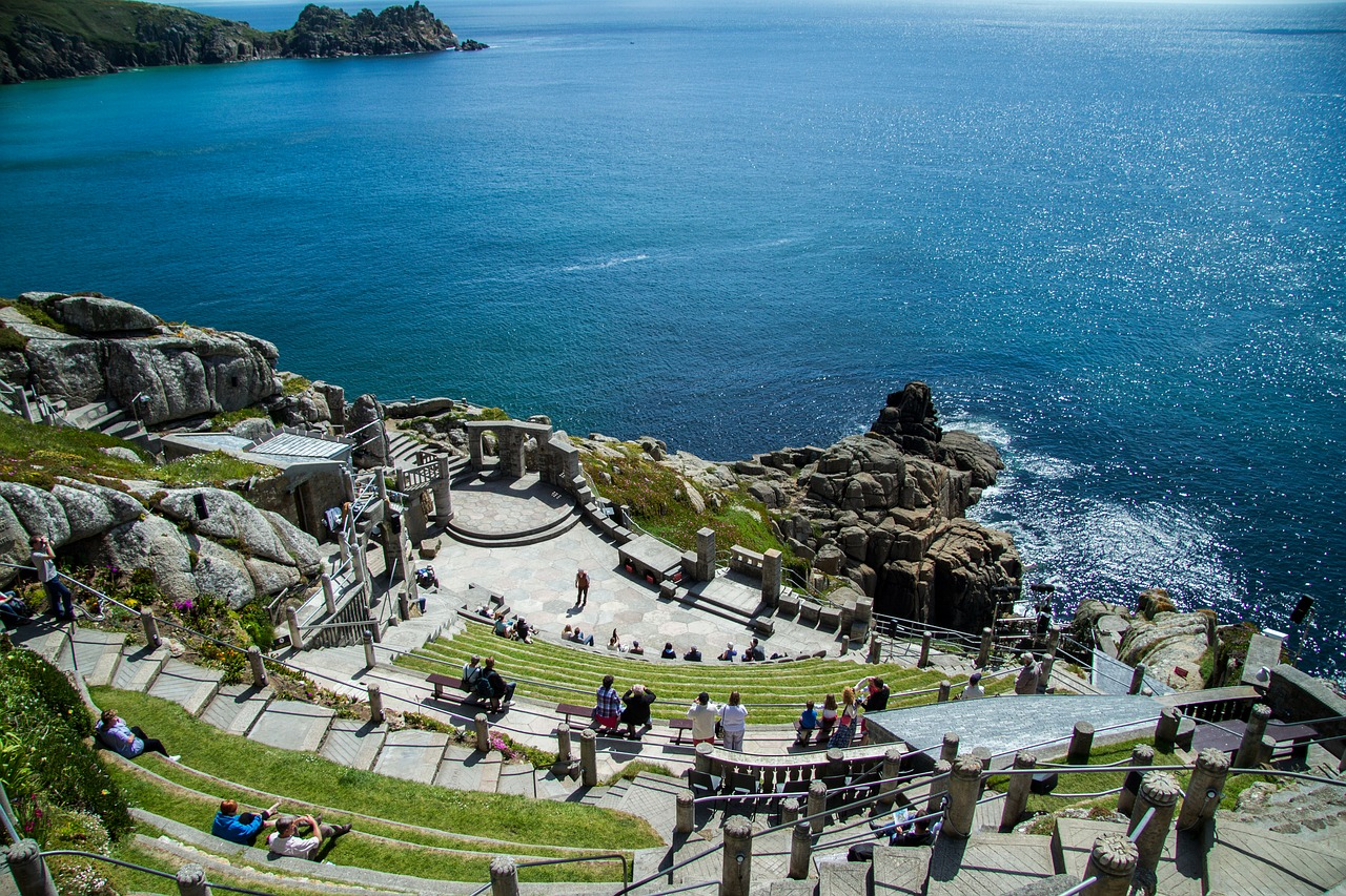Minack Theater | Best Gems in Cornwall