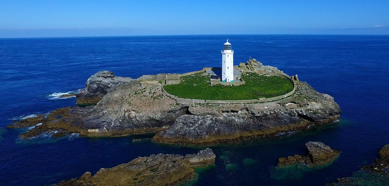 Godrevy Lighthouse | Cornwall's Best Gems