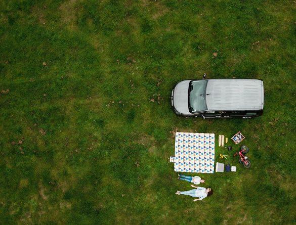 Vauxhall Combo Life | One Tiny Leap