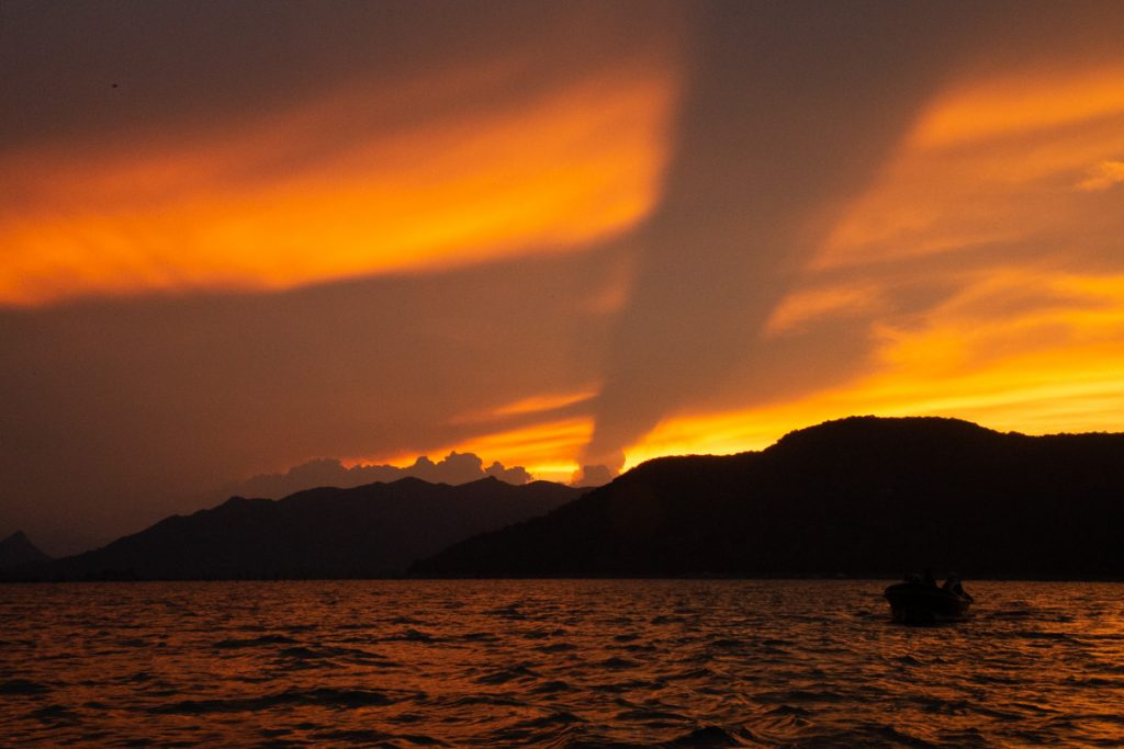 Gal Oya Lodge Boat Safari