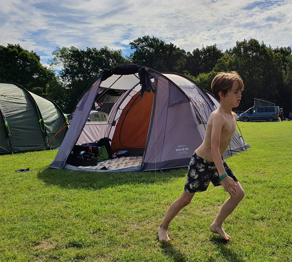 Vango Winslow Tent Review